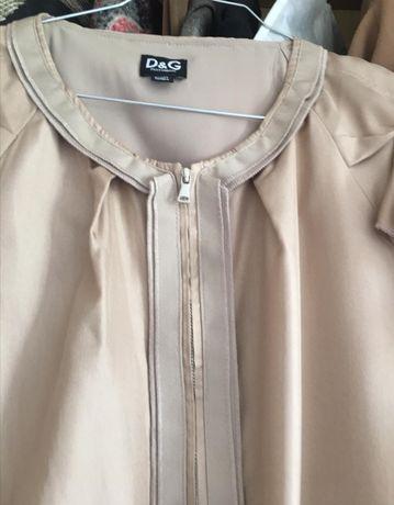 Bluza matase Dolce & Gabbana