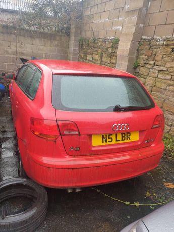 Audi a3 8p 2.0tdi На Части Ауди а3 2.0тди