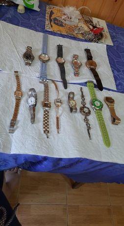 Lot de 13 ceasuri diferite