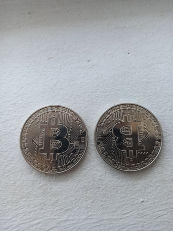 Monezi bitcoin  2 buc