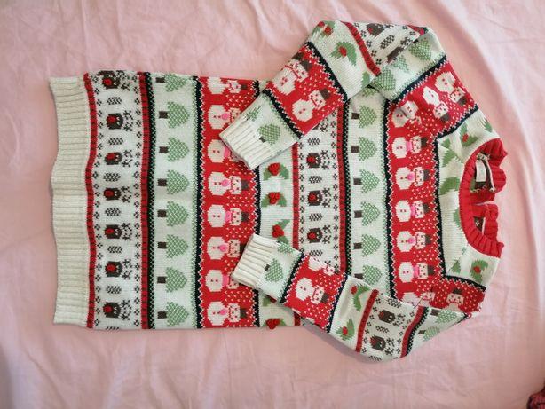 Vând rochie tricotata NEXT