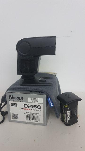 Blitz Canon Nissin Speedlite Di466
