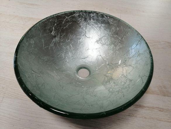 Дизайнерска мивка кръгла