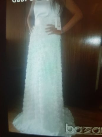 Сватбена/булчинска рокля Вarbara schwarzer НОВА!