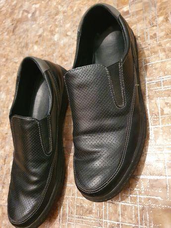 Обувь из натуральный кожи