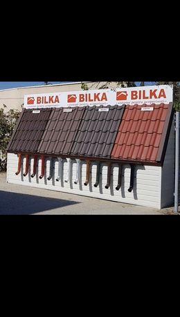Acoperiș Bilka,Tabla Bilka,Tigla metalică