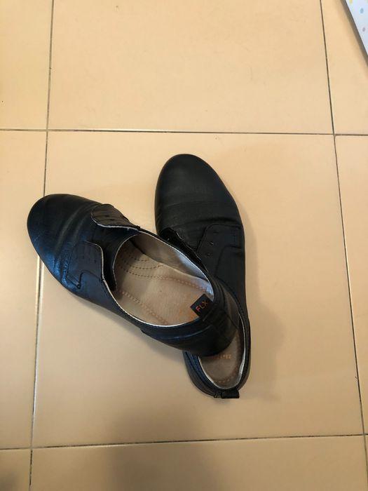 Pantofi dama din piele Sibiu - imagine 1