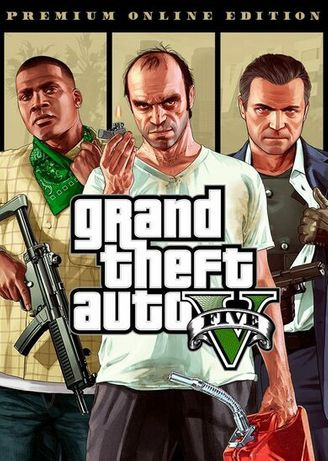 GTA V premium edition, Epic Games