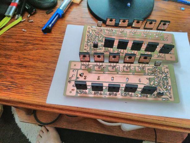 modul amplificator 500w/4 ohm rms