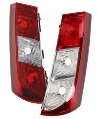 Стопове Дачия Докер dacia dokker комплект ляв и десен задни светлини