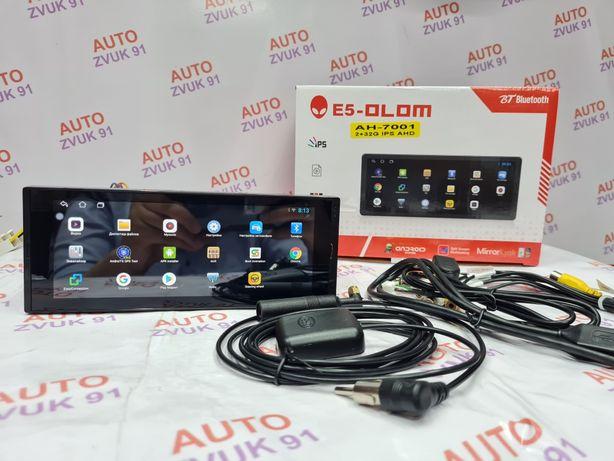 Магнитола Андроид 1дин/Android 1din с экраном Магнитафон. 1гб и 16гб