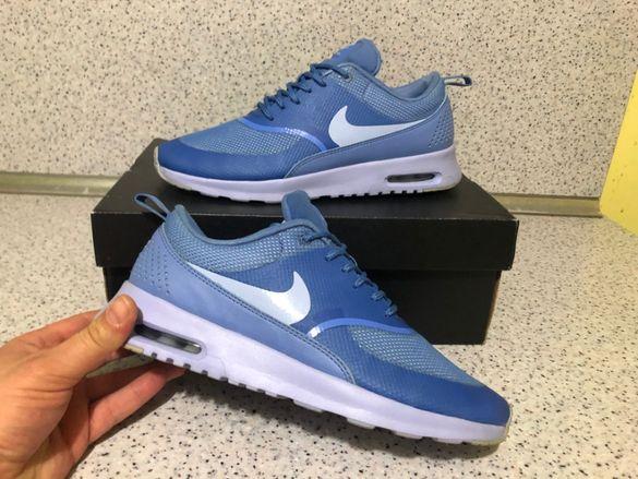 ОРИГИНАЛНИ *** Nike Air Max Thea Blue White Blue