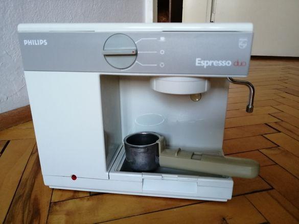 Philips Espresso Duo Vintage Еспресо Машина