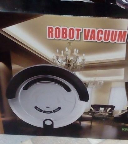 Продaм робот пылесос на пульте управления новый в упаковке марки .