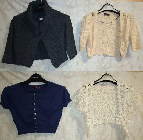 Маркови дрехи -болеро, наметки, жилетки, елеци - цени от 1 лв