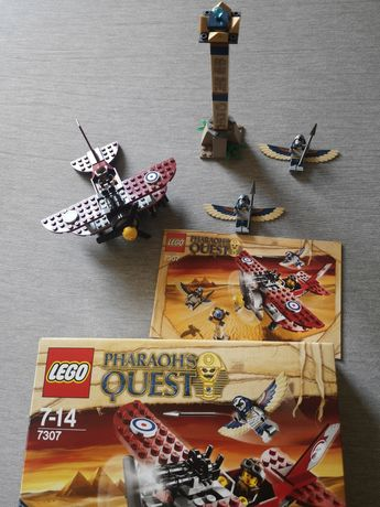 Lego Pharaoh's Quest 7307
