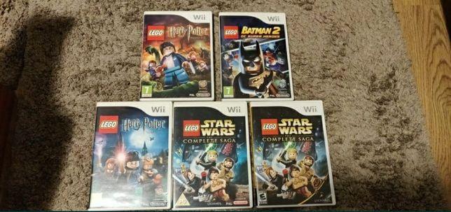 Vând/Schimb jocuri LEGO Wii