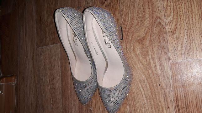 Туфли турецкие женские новые