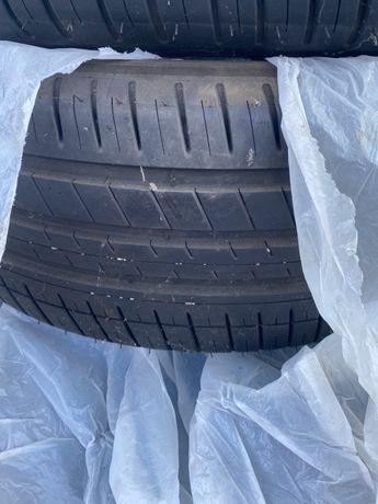 Практически новый комплект шин Michelin 225/45/18