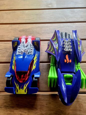 Hot Wheels коли мутанти