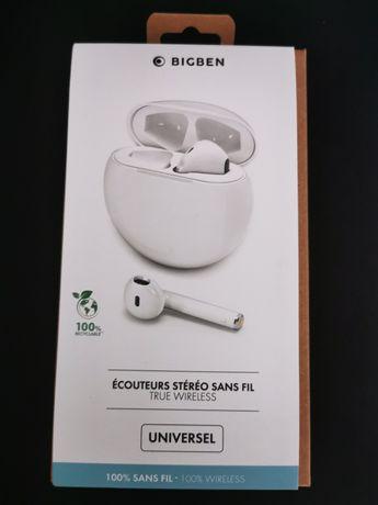 Casti wireless freebuds BigBen, noi sigilate