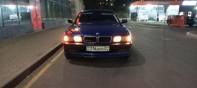 BMW 728i АКПП Типтроник