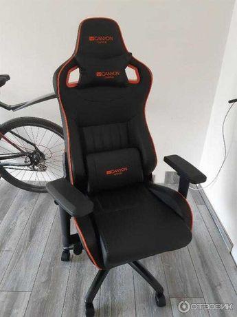 Продам игровое кресло новое недорого.