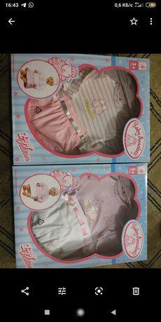 Распродажа фирменной одежды для кукол Беби бон и Беби Анабель срочно!