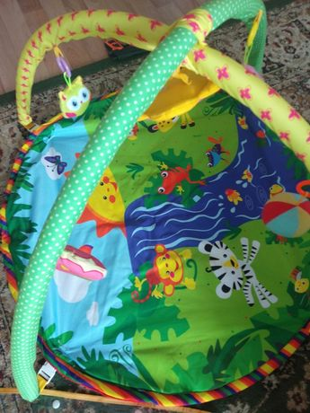 Продам развивающии коврик детские в отличном состоянии