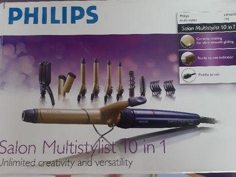 Преса и маша Philips с 10 приставки