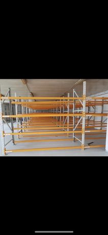 Rafturi metalice industriale 27655x4452
