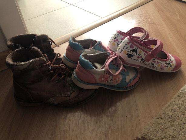 Обувь 28-30размеров за 800