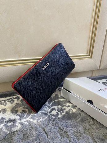 Продам турецкий, женский, кожаный, новый кошелек