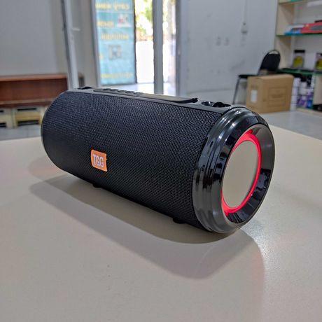 ‼️ Беспроводная Bluetooth колонка T&G TG-537 с подсветкой Блютуз