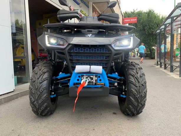 ATV Segway Snarler AT6L 2021 - Achizitie si in rate !