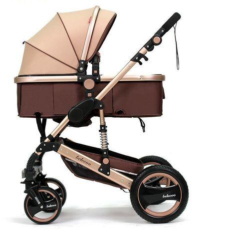 Детская коляска belecoo 3в1 + доставкой