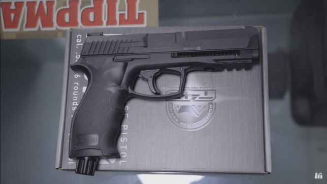 Pistol Airsoft HDP Umarex Germania 16jouli Co2 Cal.50