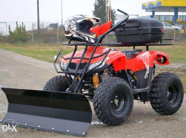 ATV Adventure 125cc Import Germania, Casca Bonus