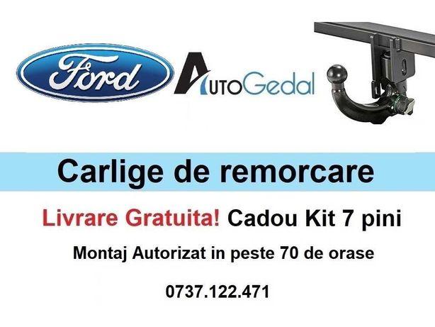Carlige de remorcare omologate RAR Ford Transit - 5 ani garantie