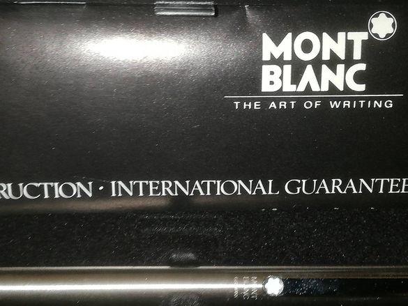 Луксозна химикалка Mont Blanc