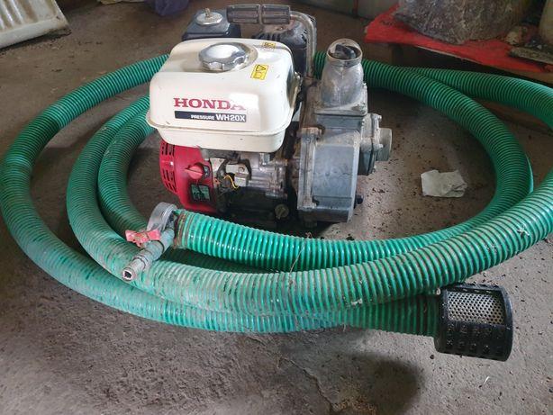 Motopompa irigatii presiune Honda WH20X