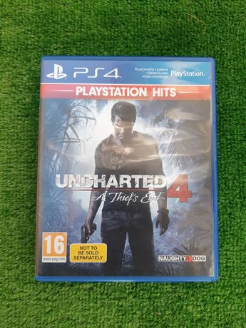Uncharted 4 (A Thief's End) PS4