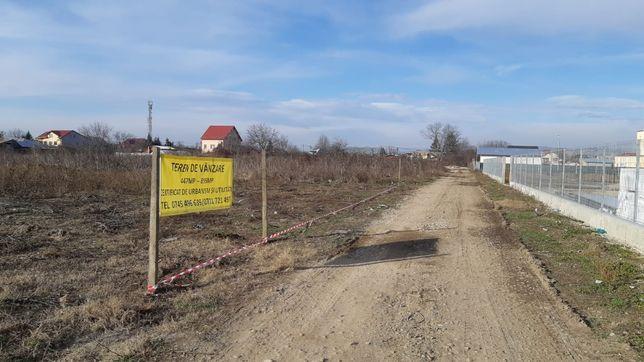 895mp intravilan, utilităţi-Bucov, 6km de Ploieşti -25€/mp