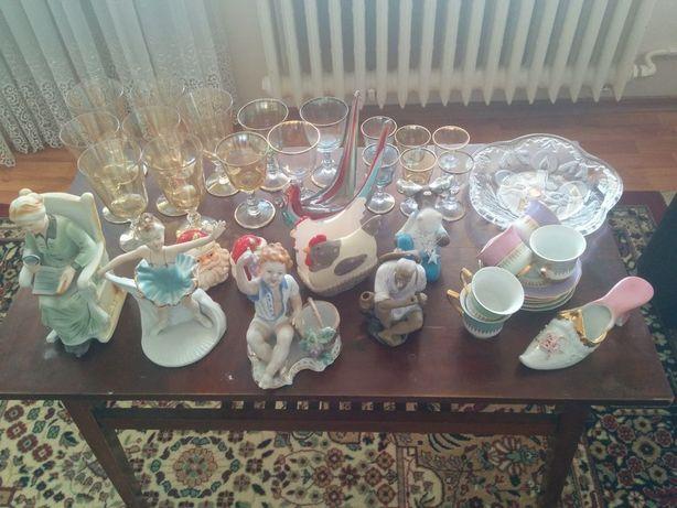 Vand sticlarie obiecte epoca Ceausescu
