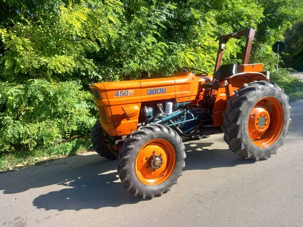 tractor Fiat 450 4x4 DT
