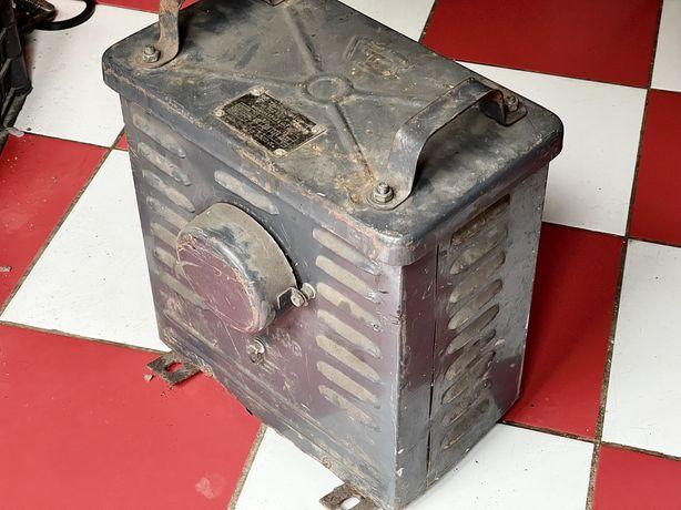 Трансформатор ТСЗ 1,5/1 380/220 230/133 три фазы мощность 1,5 кВа