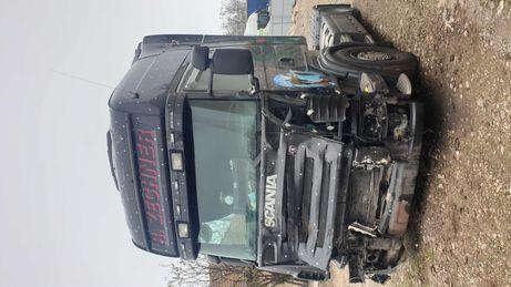 Dezmembrez Sau  Vand  Scania R420 avariata