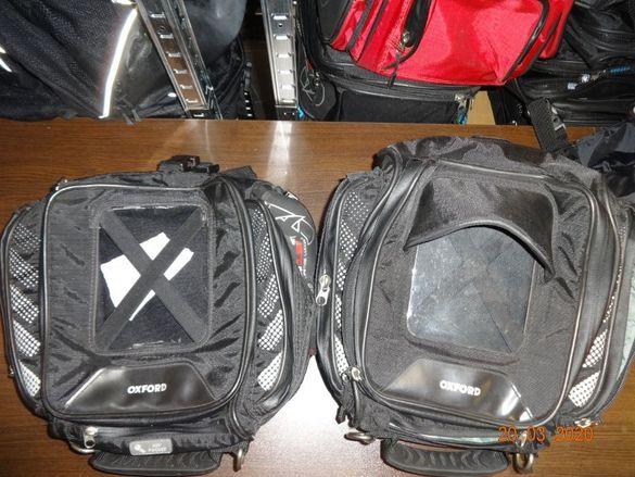 Oxford чанти за резервоар втора употреба раница мото мотор чанта