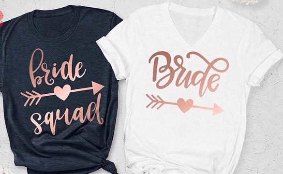 Тениски за моминско парти