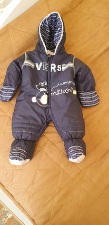 Детский комбинезон 3-8 месяцев комбез